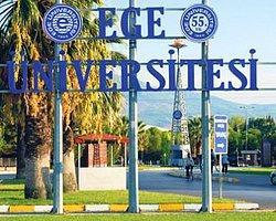 Ege Üniversitesi'nde Öğrenci İşgali