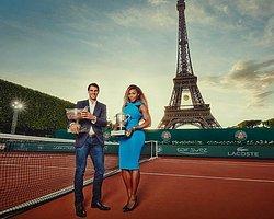 Roland Garros'ta Eşleşmeler Belli Oldu