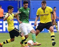 Fenerbahçe Werder Bremen'li Mehmet Ekici'nin Peşinde