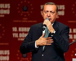 'Türkiye'de Basın Özgürlüğü Yok Diyenler Teröre Destek Veriyor'