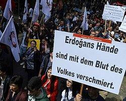 """""""Erdoğan Köln'de Protestolarda Olay Çıkmamasından Ders Çıkarmalı"""""""