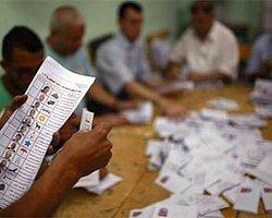Mısırlılar Cumhurbaşkanlığı Seçimi Sandık Başında