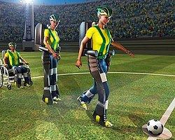 Dünya Kupası'nı Robot Teknolojisi Başlatacak