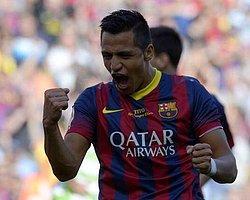 Barcelona Alexis Sanchez'i Bırakmıyor
