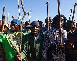 G.Afrikalı Madencilerin En Uzun Grevi