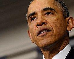 Suriye Politikasında, Obama'dan Türkiye'ye Destek