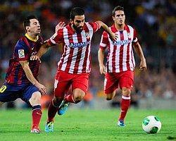 Arda Turan Atletico Madrid'de Kalıyor