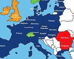 Schengen Vizesi İçin Son 4 Yılda 140 Milyon Euro Ödedik