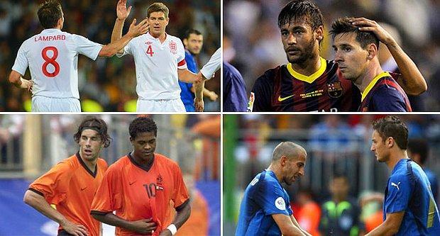 Futbolun Yürümeyen Ortaklıkları