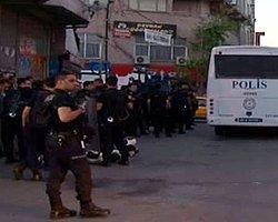Okmeydanı'nda 4 Tutuklama