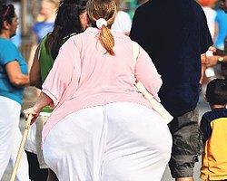 Avrupa'nın En Obez Kadınları Türkiye'deymiş...