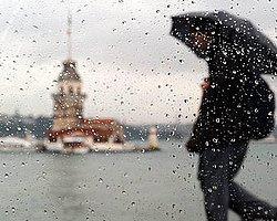 Ankara ve İstanbul İçin Kuvvetli Yağış Uyarısı!