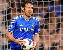 Lampard Futbolu Chelsea'de Bırakmak İstiyor
