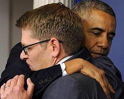 Beyaz Saray Sözcüsü İstifa Etti