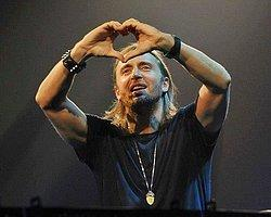 David Guetta'dan Mesaj Var!