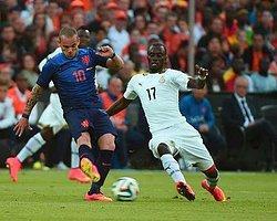 Hollanda'dan Gana'ya Tek Kurşun