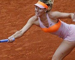 Sharapova'dan Harika Geri Dönüş