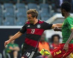 Almanya ve Kamerun Yenişemedi