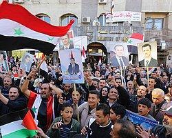 Suriye'de Seçmensiz 'Seçim'