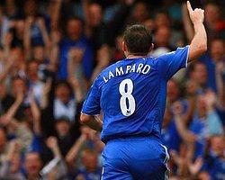 Lampard Chelsea'ye Veda Etti