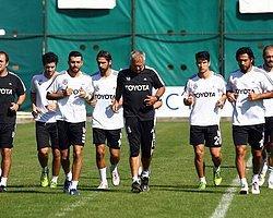 Beşiktaş'ın Kamp Programı Netleşti