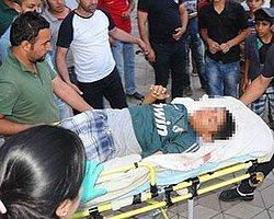 Gaz Bombası Fişeği ile Yaralanan Çocuk Yoğun Bakımda