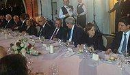 'Cnn Krizi' Sürerken Arınç, Kerry İle Yemek Yedi