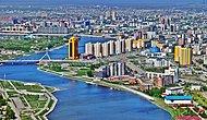 Kazakhstan Astana'da yaşamak