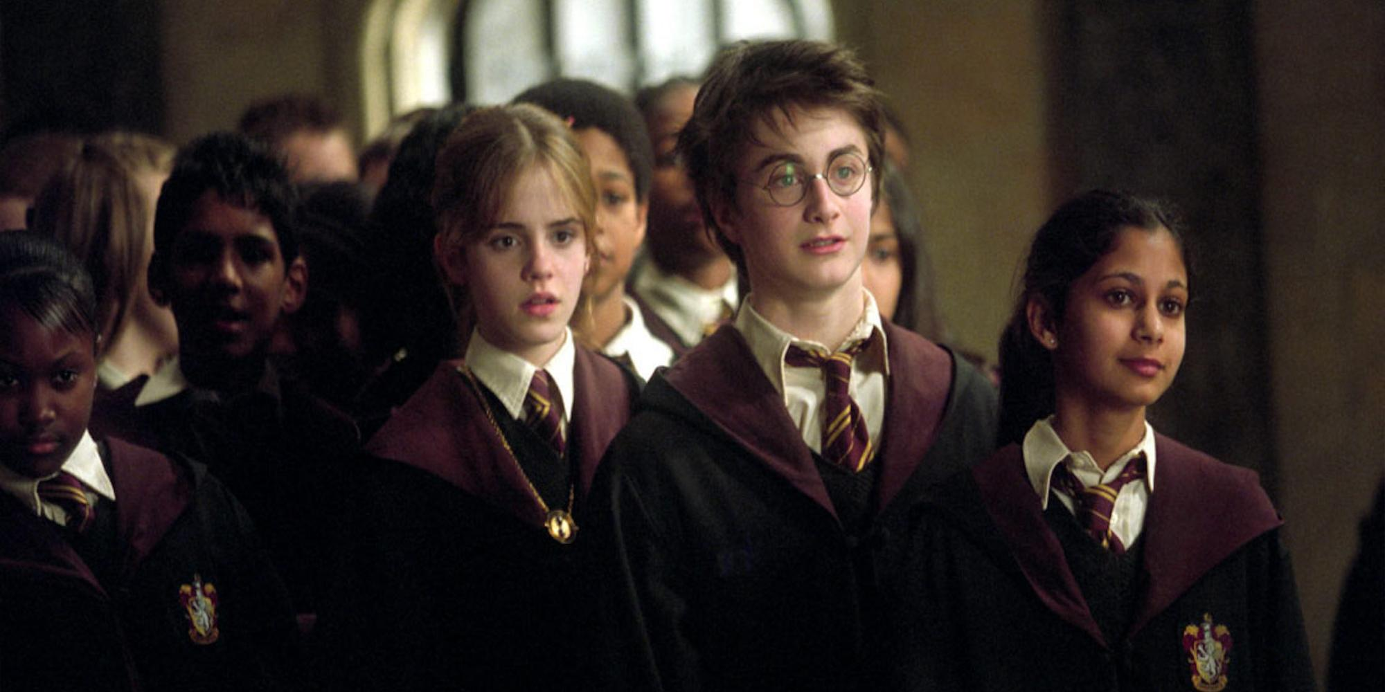 harry potter 20 weird things the malfoys did after