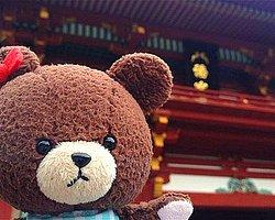 Japonya'nın Oyuncak Turistleri