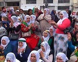 Şişli'de Gergin 'Öcalan'a Özgürlük' Eylemi