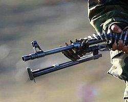 PKK Tunceli'de Jandarma Karakoluna Saldırdı