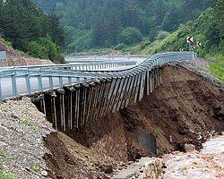 Bolu–Zonguldak Karayolu Sel Nedeniyle Ulaşıma Kapandı