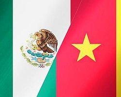 Meksika – Kamerun