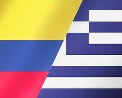 Kolombiya- Yunanistan
