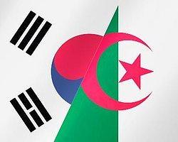 Güney Kore – Cezayir