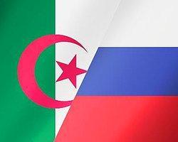 Cezayir – Rusya