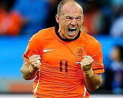 Robben İspanya'nın Şifresini Çözdü