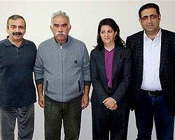 HDP Heyeti Acilen İmralı'ya Gidiyor