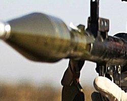 PKK'dan Güvenlik Güçlerine Roketatarlı Saldırı