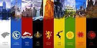 Hangi Game of Thrones Ailesine Aitsin?