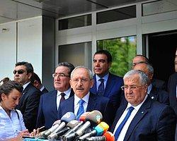 Kılıçdaroğlu: 'Bayrak İndirmek Kabul Edilemez'