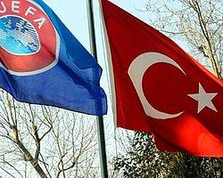 Türk Takımlarına UEFA'dan Ambargo