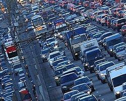 İstanbul Trafik Yoğunluğunda Avrupa İkincisi