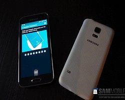 Samsung Galaxy S5 Miniden Yeni Görüntüler