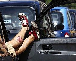 Taksicilerin App İsyanı