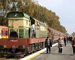 Tren Yolculuğu Yapın
