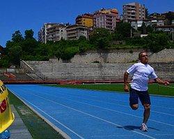 Maden İşçisi Atlet, Soma İçin Koşacak