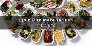 Eşsiz Türk Meze Tarifleri
