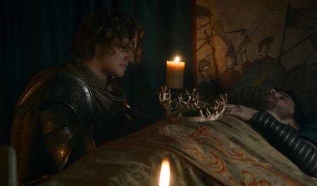 3. Renly Baratheon ve Loras Tyrell